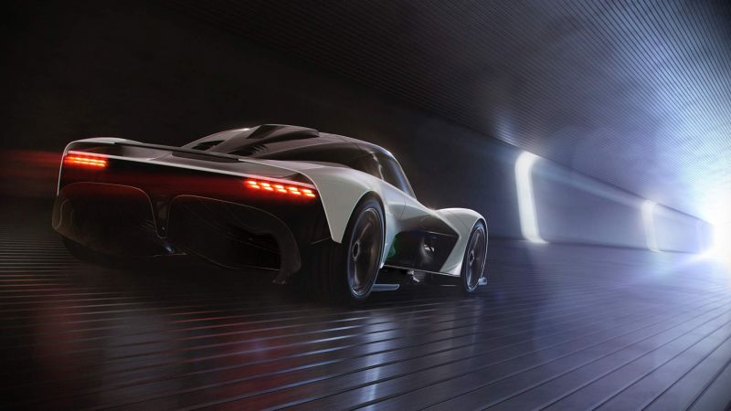 Aston Martin AM-RB 003 Valhalla