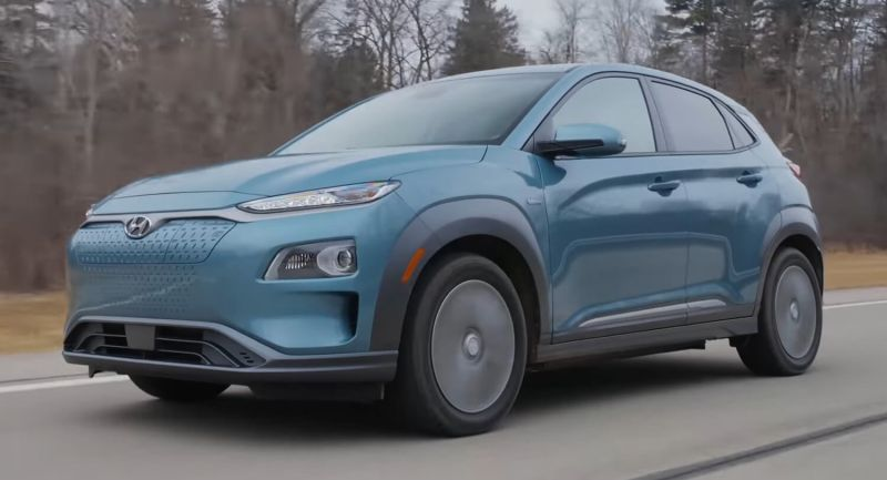 Hyundai Kona Electric Video